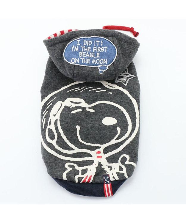 PET PARADISE スヌーピー アストロ ビッグ パーカー 〔小型犬〕