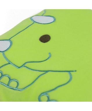 Mother garden きょうりゅう日記 しっぽ枕 キッズ トリケラトプス 0