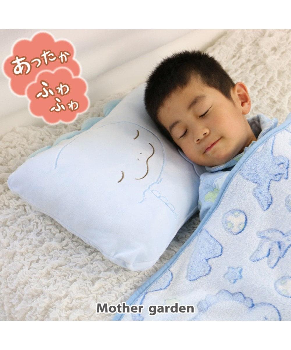Mother garden きょうりゅう日記 しっぽ枕 キッズ ステゴサウルス 0