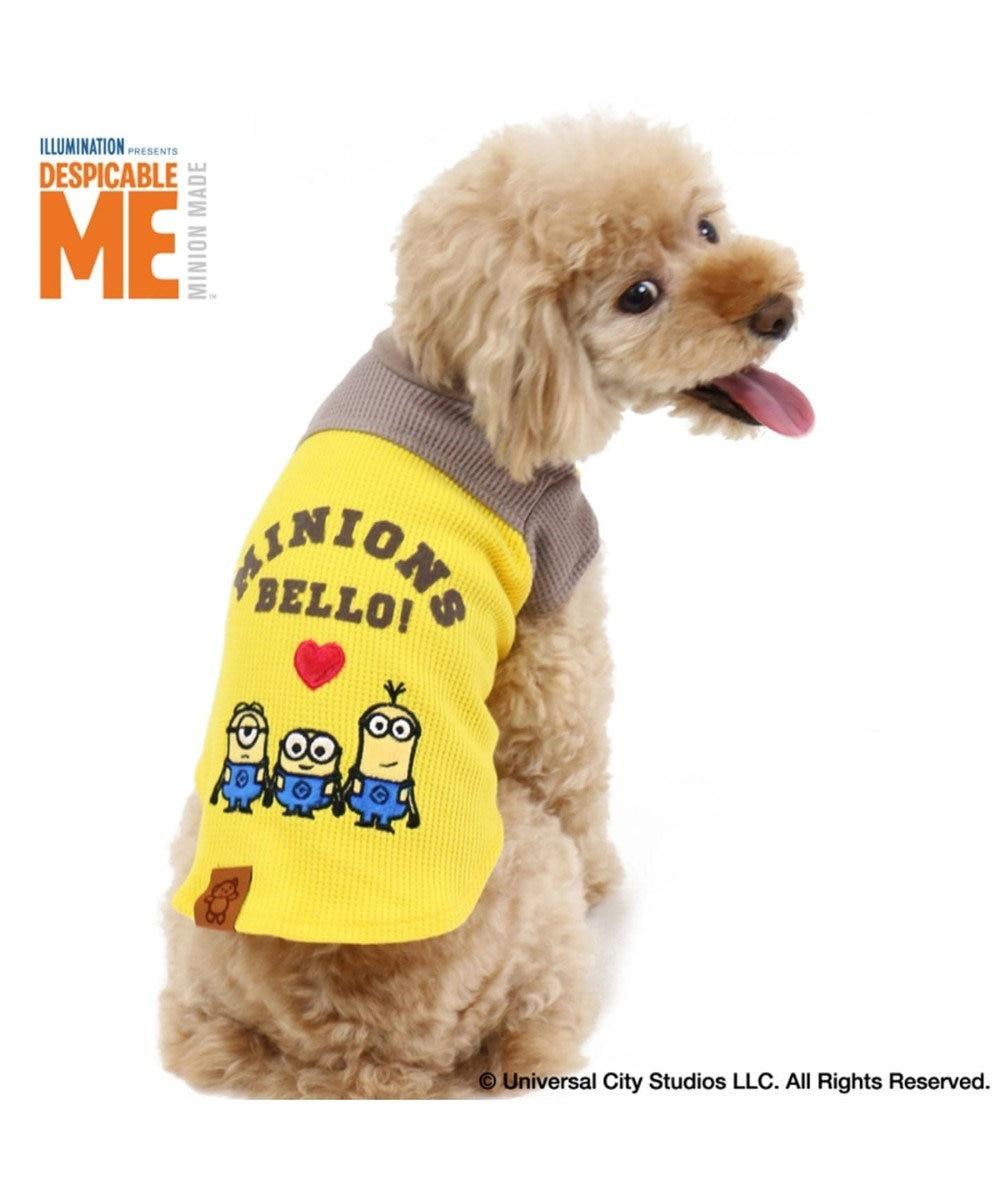 PET PARADISE ミニオン 手つなぎ Tシャツ〔小型犬〕 黄
