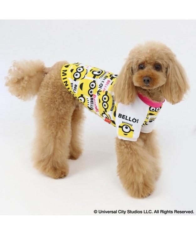PET PARADISE ミニオン ベロー トレーナー〔小型犬〕