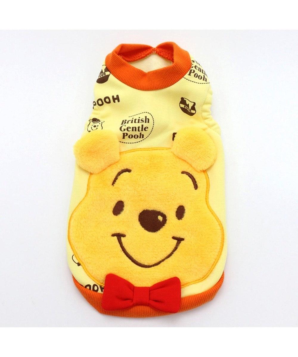 PET PARADISE ディズニー くまのプーさん ジェントル ベスト〔小型犬〕 黄