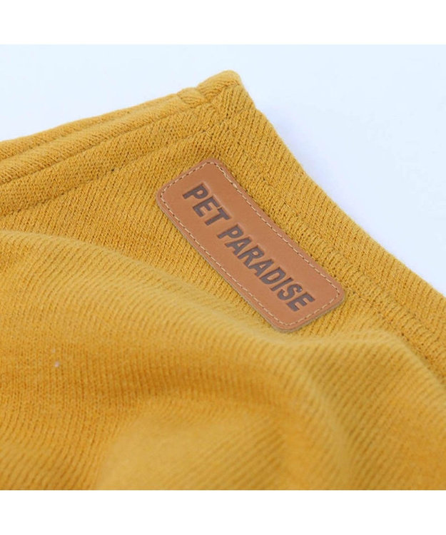 PET PARADISE ペットパラダイス ペットフィットスリングS-3K 黄色〔超小型犬〕