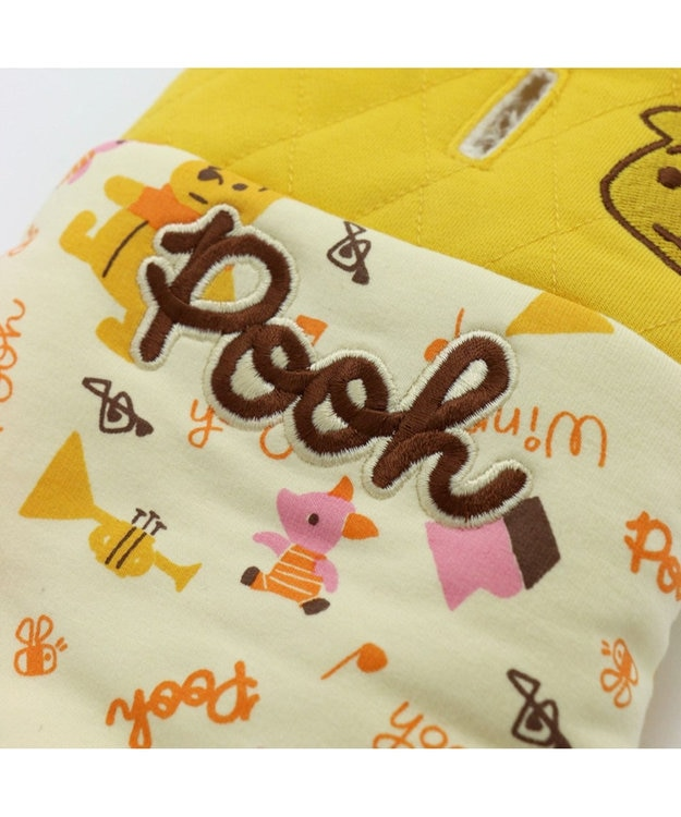 PET PARADISE ディズニー くまのプーさん おもちゃ柄 綿入り ベスト〔小型犬〕 遠赤外線