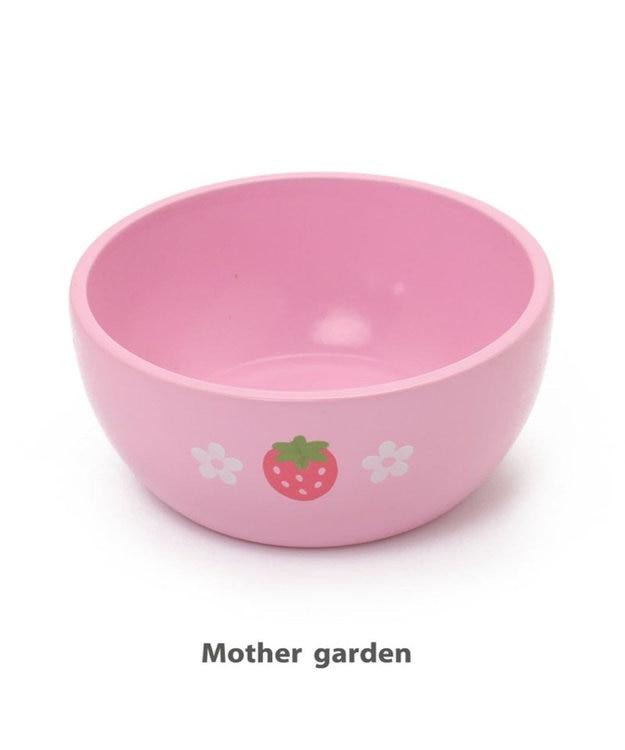 Mother garden マザーガーデン 木製 ままごと おままごと 食器 《サラダボウル・桃》