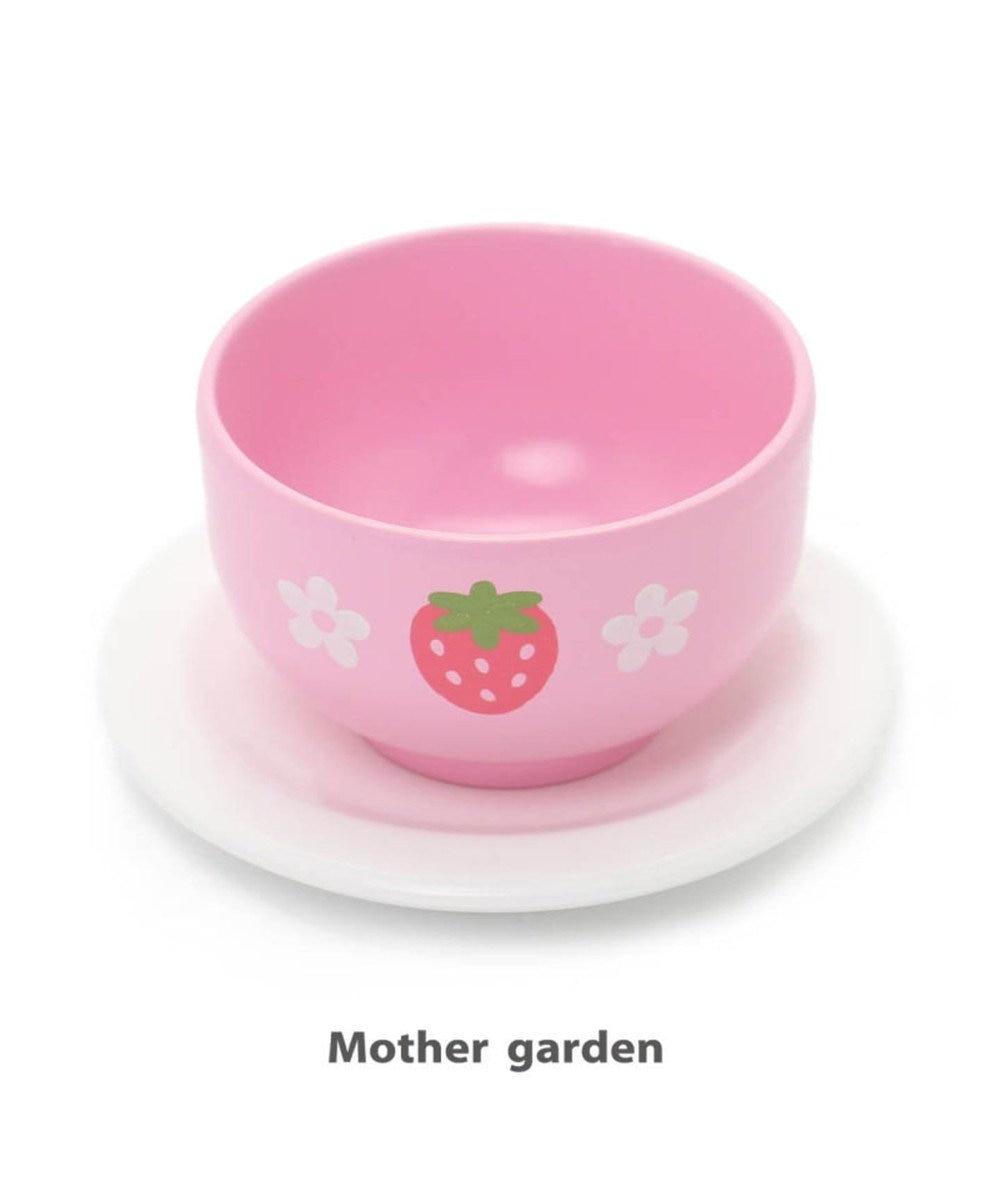 Mother garden マザーガーデン 木製 ままごと おままごと 食器 《湯のみ&茶托》 0