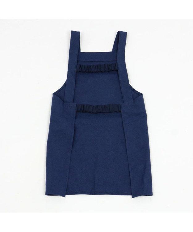 Mother garden きょうりゅう日記 キッズエプロン&三角巾 110cm/130cm