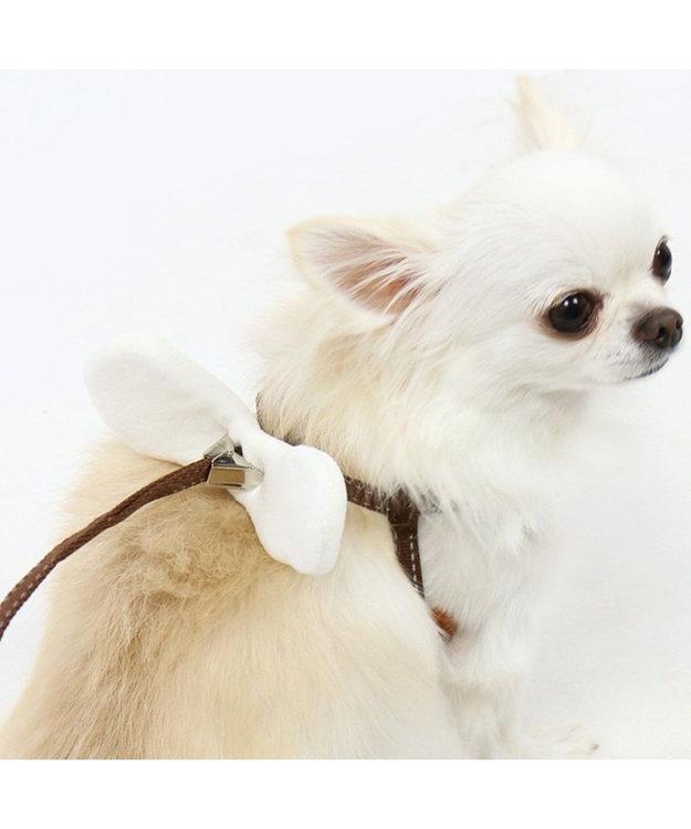 PET PARADISE ペットパラダイス 蜂反射 リード付きハーネス ペットSS