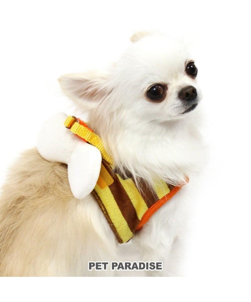 PET PARADISE ペットパラダイス 蜂 ベストハーネス ペットSS 黄