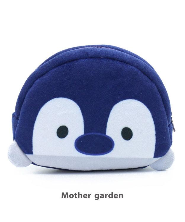 Mother garden こぴよフレンズ こねむ 顔ボンポーチ