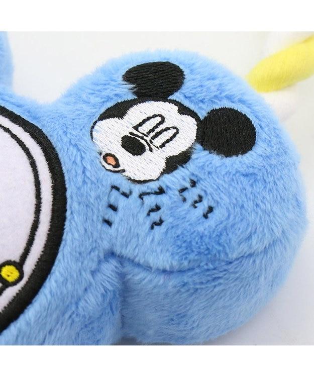 PET PARADISE ディズニー ミッキー 犬用おもちゃ 目覚まし時計 ロープ トイ