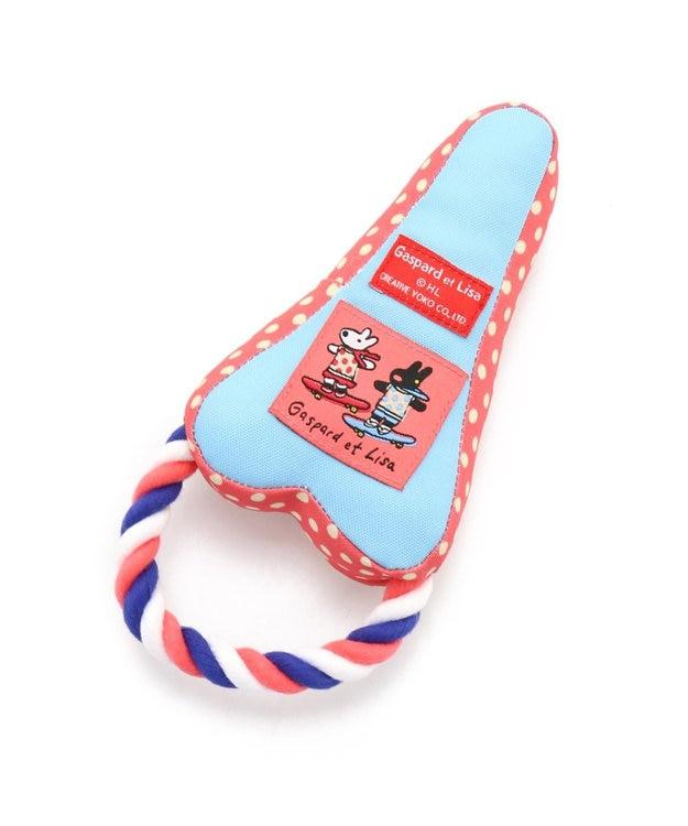 PET PARADISE 【VERYコラボ】リサとガスパール 犬用おもちゃ エッフェル塔