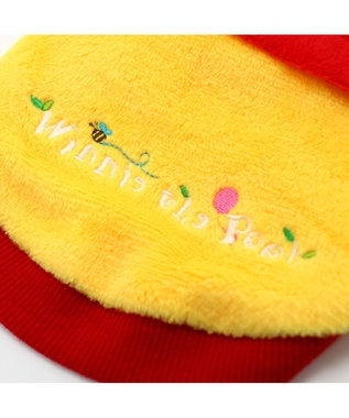 PET PARADISE ディズニー くまのプーさん セーラー フェイス ベスト〔小型犬〕 黄