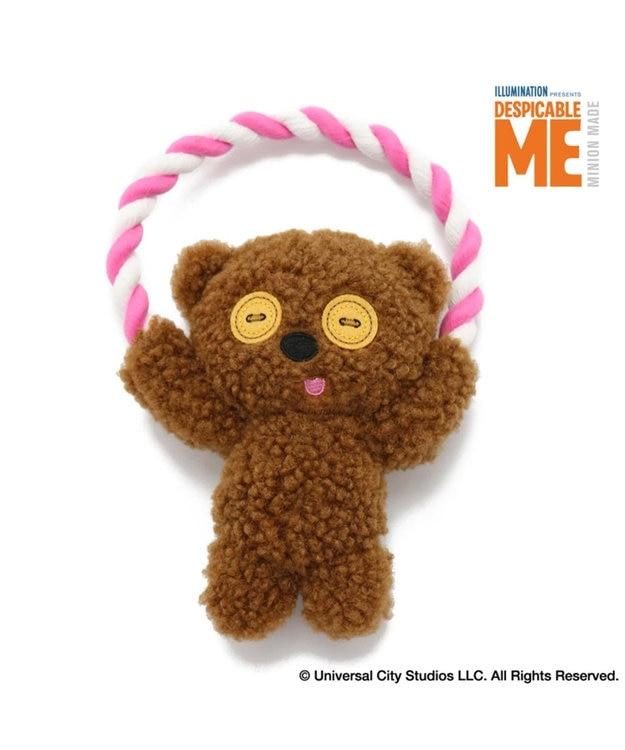 PET PARADISE ペットパラダイス ミニオン ティム ロープ おもちゃ トイ