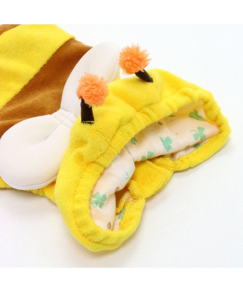 PET PARADISE ペットパラダイス 蜂 パーカー〔小型犬〕 黄
