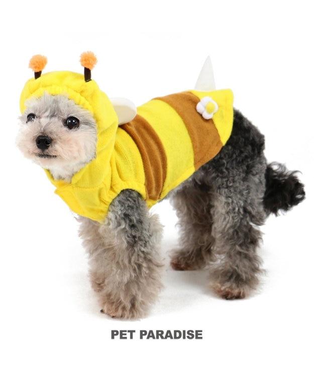 PET PARADISE ペットパラダイス 蜂 パーカー〔小型犬〕