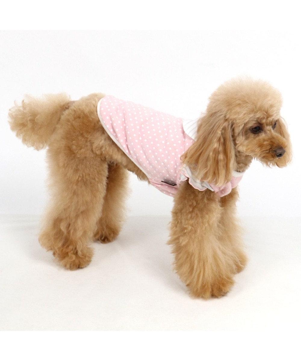 PET PARADISE ペットパラダイス パピー タンク〔超・小型犬〕 ピンク(淡)