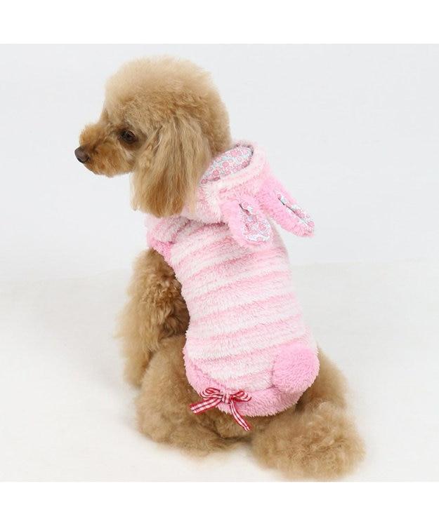 PET PARADISE ペットパラダイス うさぎ パーカー〔小型犬〕