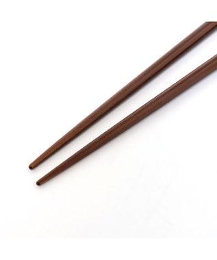 Mother garden しろたん 木製 箸 花札柄 木箸 21cm 0