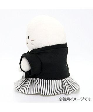 Mother garden しろたん 袴 お座りしろたん着せ替えお洋服 単品 片手用ハンドパペット対応 黒