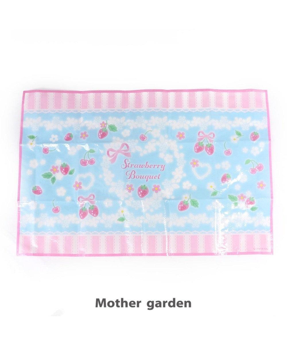 Mother garden マザーガーデン 野いちご レジャーシートSサイズ 90×60cm 1~2人用  《リ 0
