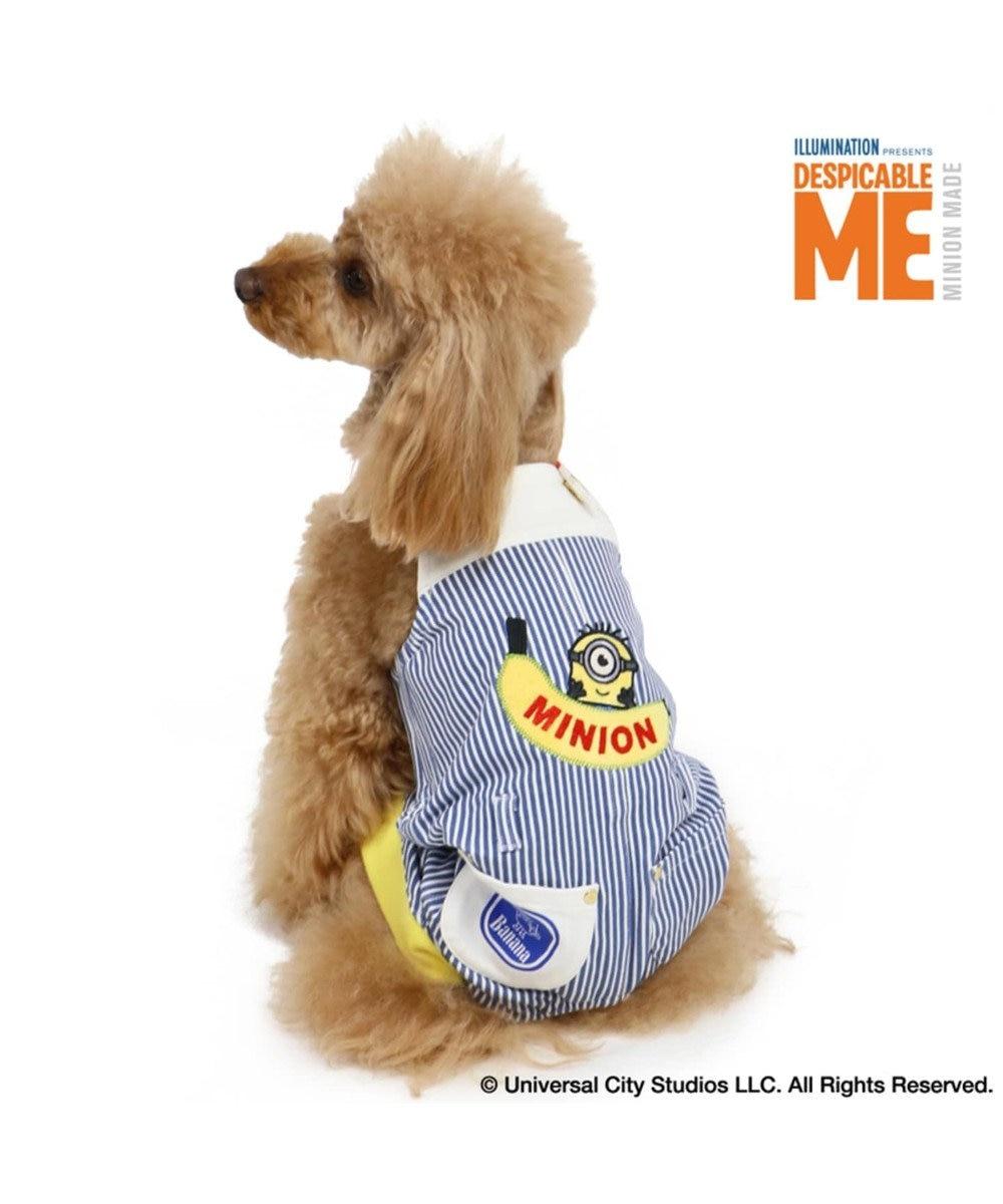 PET PARADISE ミニオン バナナ オーバーオール〔小型犬〕 Minion 青