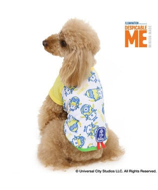 PET PARADISE ミニオン バナナ Tシャツ〔小型犬〕 Minion 黄
