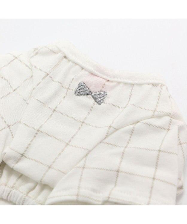 PET PARADISE ペットパラダイス 格子柄 Tシャツ 〔小型犬〕