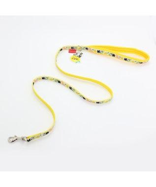 PET PARADISE リサとガスパール  リード シトラス柄 4S-3S 黄