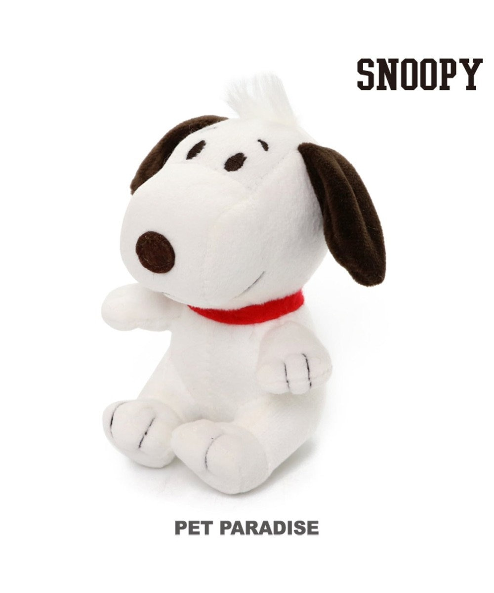 PET PARADISE スヌーピー 犬用おもちゃ デイジーヒル スヌーピー 白~オフホワイト