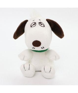 PET PARADISE スヌーピー 犬用おもちゃ デイジーヒル スパイク 白~オフホワイト