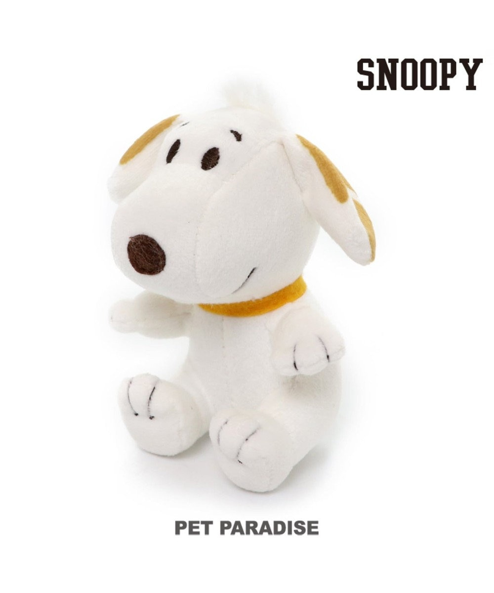 PET PARADISE スヌーピー 犬用おもちゃ デイジーヒル マーブルス 白~オフホワイト
