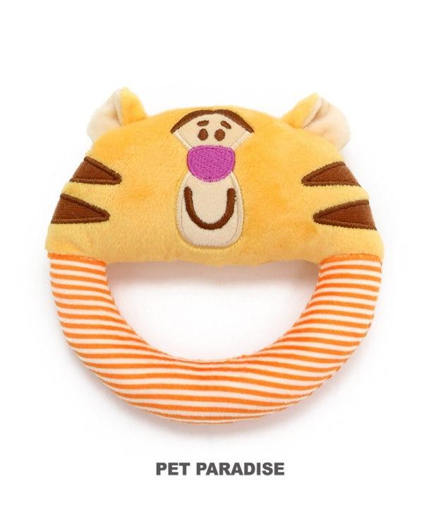 PET PARADISE ディズニー 犬用おもちゃ プーさん  ティガー ソフト