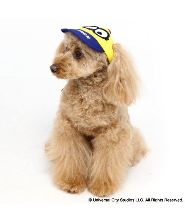 PET PARADISE ミニオン ペット用帽子 キャップ 〔小型犬〕