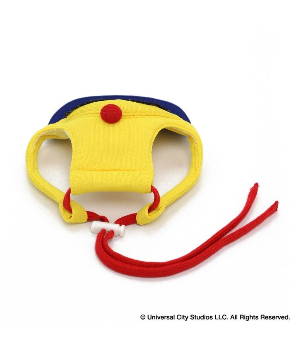 PET PARADISE ミニオン ペット用帽子 キャップ 〔中・大型犬〕 黄
