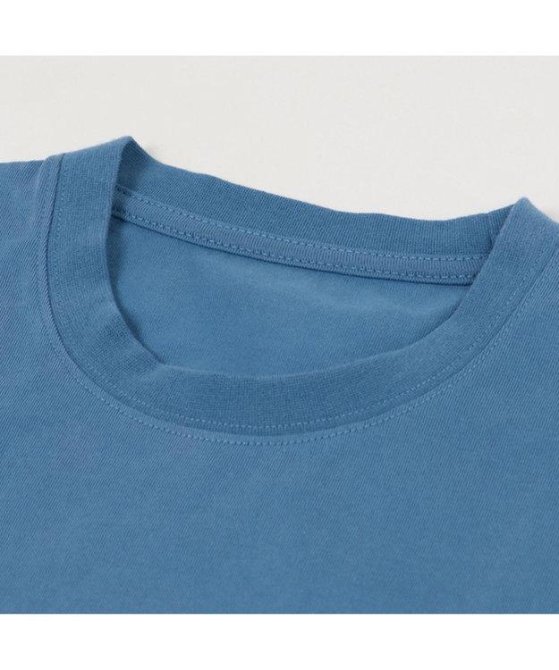 Mother garden 【Tシャツフェア対象商品】しろたん Tシャツ 半袖 波柄 ユニセックス