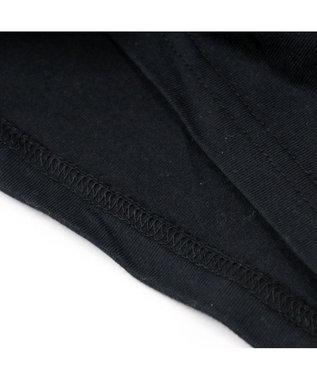 Mother garden 【Tシャツフェア対象商品】しろたん Tシャツ 半袖 キッズ さんキュ~!!!柄 黒