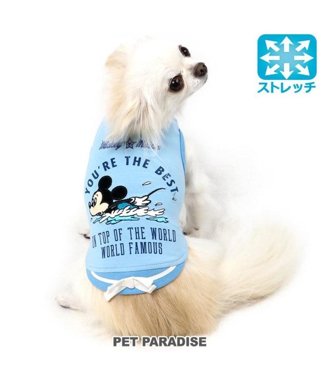PET PARADISE ディズニー ミッキー タンク ワンダフルストレッチ〔小型犬〕
