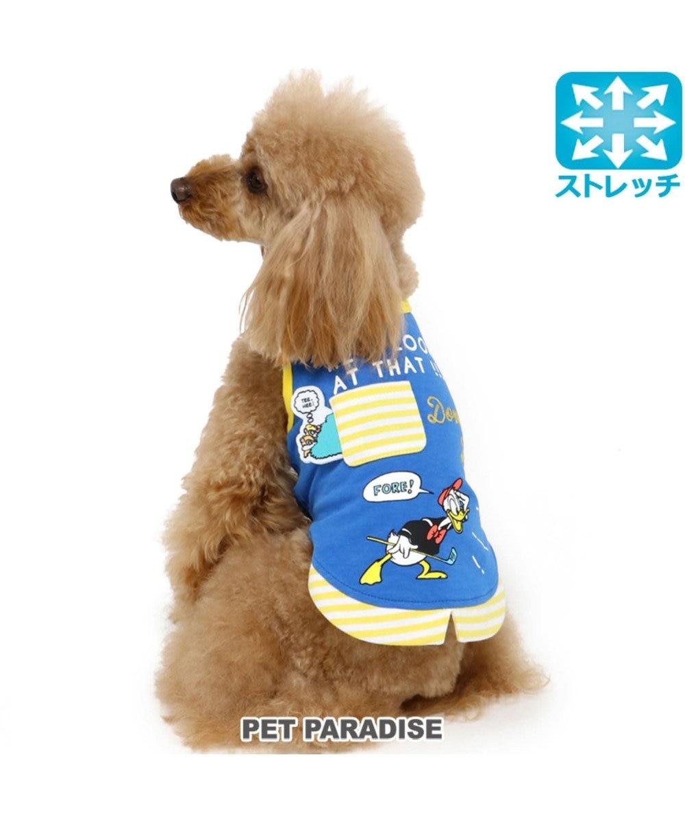 PET PARADISE ディズニー チップとデール タンク ワンダフルストレッチ〔小型犬〕 青