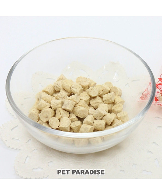 PET PARADISE ペットパラダイス 犬用おやつ さくさく鶏むね&砂肝