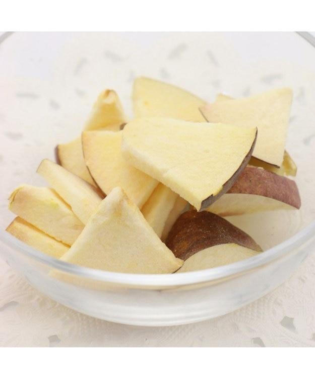 PET PARADISE ペットパラダイス 愛犬用おやつ フリーズドライ信州産完熟ふじ りんご 0