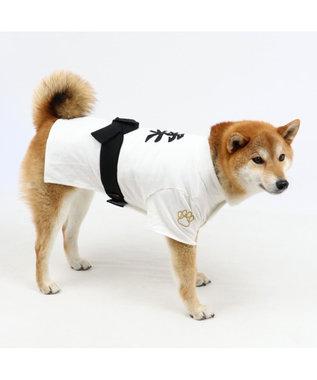 PET PARADISE ペットパラダイス 柔道着 〔中・大型犬〕 白~オフホワイト
