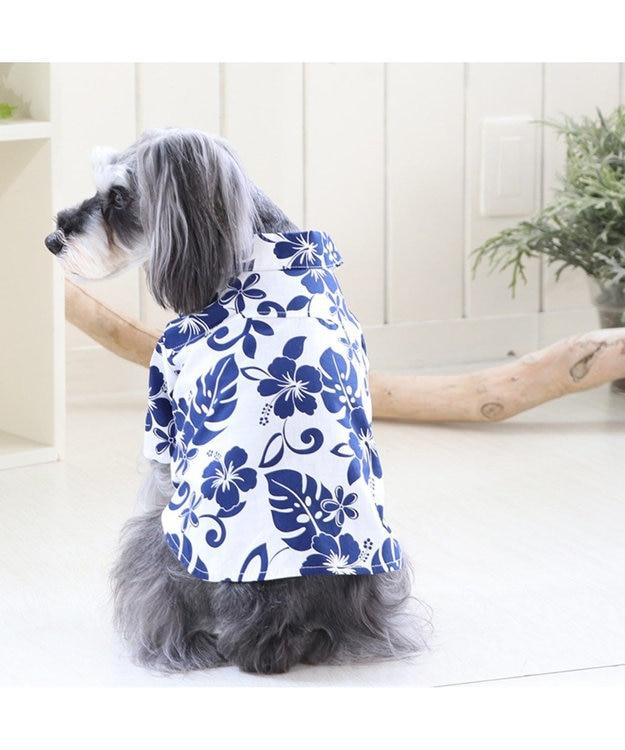 PET PARADISE J.PRESS ハワイアン シャツ 〔小型犬〕