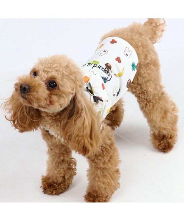 PET PARADISE リサとガスパール クールマックス フリルTシャツ 〔小型犬〕 接触冷感 虫よ