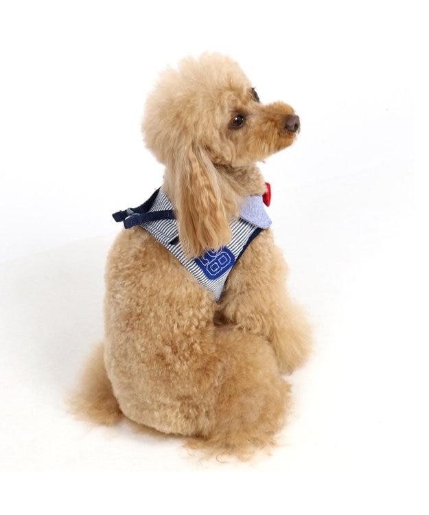 PET PARADISE ディズニー ミッキーマウス ヒッコリー ベスト ハーネス ペット3S〔小型犬