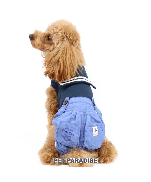 PET PARADISE ペットパラダイス マリン パンツつなぎ〔小型犬〕