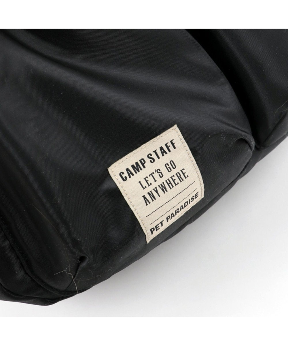 PET PARADISE ペットパラダイス ポケット スリング ペットキャリーバッグ 〔超小型犬〕 黒