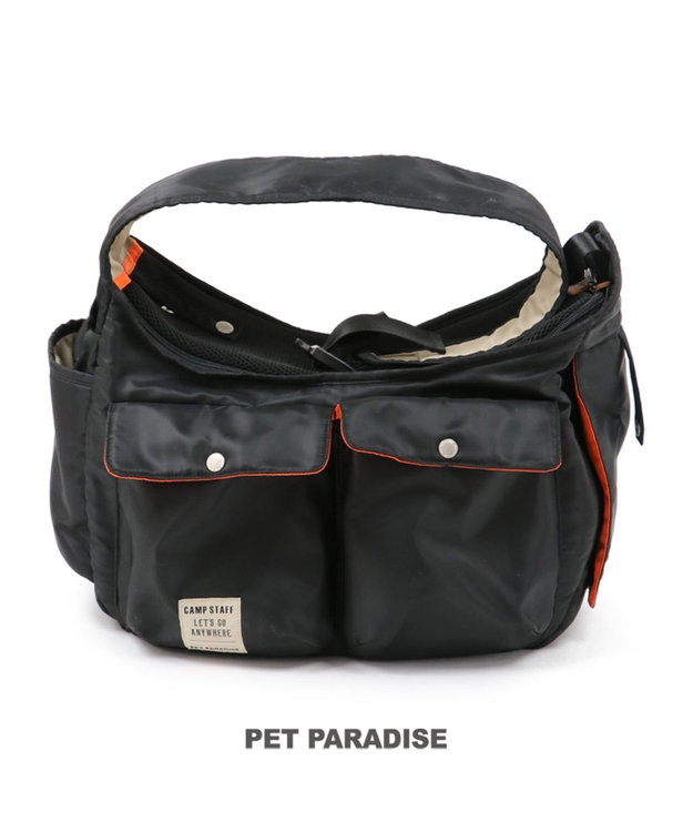 PET PARADISE ペットパラダイス ポケット スリング ペットキャリーバッグ〔小型犬〕