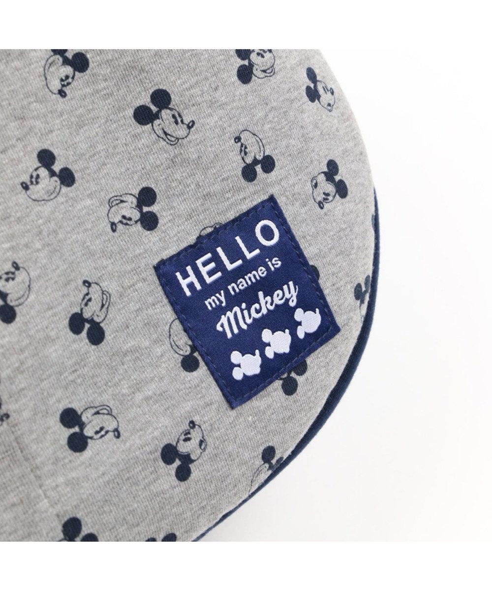 PET PARADISE ペットパラダイス ディズニー ミッキーマウス 顔総柄 スリング 〔超小型犬 グレー
