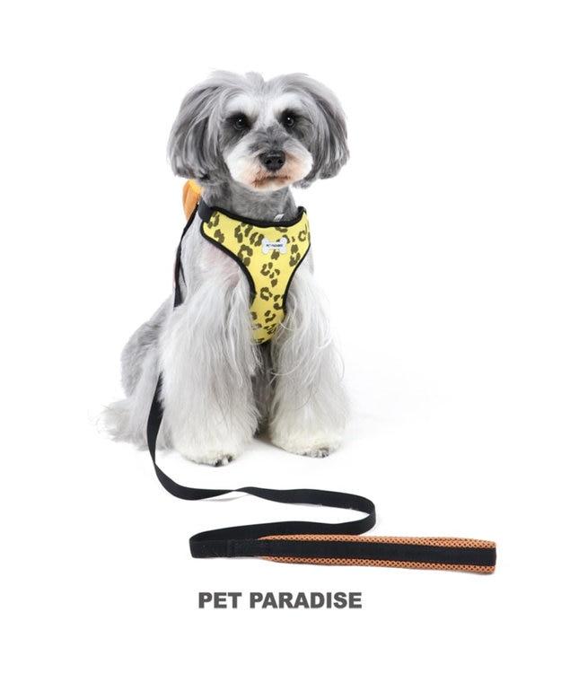 PET PARADISE ペットパラダイス 肉 リュックハーネス&リード  ペットSS 〔小型犬〕